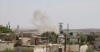 Rejim güçleri İdlib'de iki köyü ele geçirdi