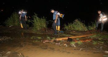 Rize'de sel sularına kapılan kişinin kimliği belli oldu
