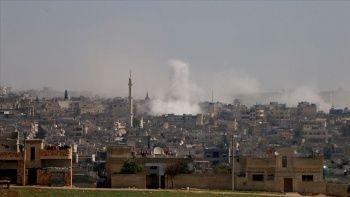 Rusya destekli Esad güçleri Han Şeyhun'a yaklaştı
