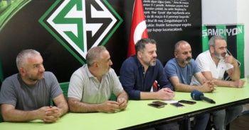 Sakaryaspor'da 6 yönetici istifa etti