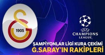 Şampiyonlar Ligi'ndeki Galatasaray'ın Rakipleri Belli Oldu Mu? UEFA Şampiyonlar Ligi Kura Çekimi Ne Zaman?