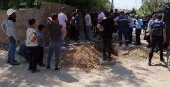Silopi Belediyesi kaçak panosu kurulmasına izin vermedi