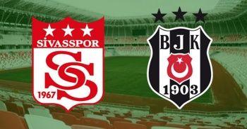 Sivasspor - Beşiktaş Maçı Canlı İZLE! Sivasspor Beşiktaş Maçı Kaç Kaç? Beinsports CANLI İZLE