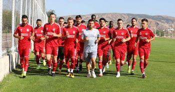 Sivasspor, Gaziantep maçı hazırlıklarını tamamladı