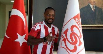 Sivasspor Traore'yi transfer etti