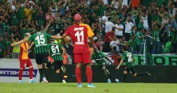 Süper Lig'in açılış maçını Denizlispor kazandı