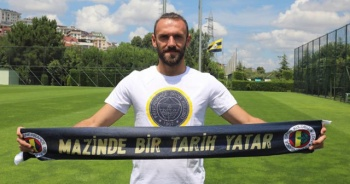 "Vedat Muriqi: ""Annem sayesinde futbolcu, dedem sayesinde Fenerbahçeli oldum"""