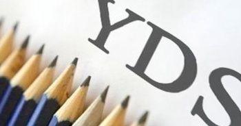 YDS/2 sınav giriş belgeleri açıklandı
