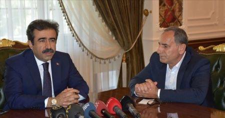 'Kaynaklar artık Diyarbakır'ın emrindedir'