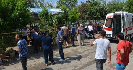 Adana'da silahlı kavga: 3 ölü, 1 yaralı
