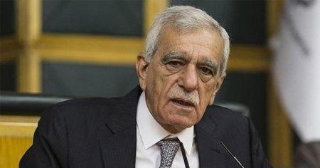 Ahmet Türk terörle yatmış terörle kalkmış