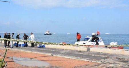 Alanya'da kimliği belirsiz erkek cesedi kıyıya vurdu