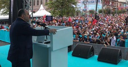 Bakan Varank: Son 17 yılda Trabzon'a 30 milyar lirayı aşkın yatırım yaptık