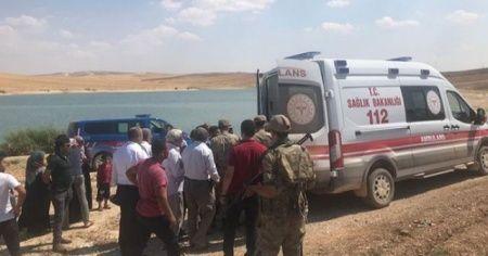 Baraj gölünde 3 kişi boğuldu