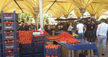 Ankara'da pazar yeri kavgası: 5 yaralı