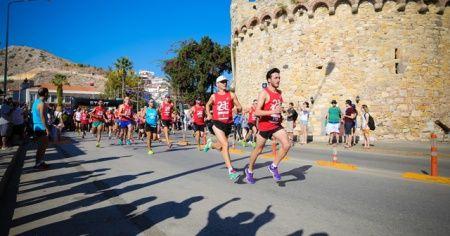 Çeşme'de spor festivali heyecanı