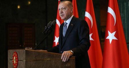 Cumhurbaşkanı Erdoğan 3. Cumhurbaşkanı Celal Bayar'ı andı