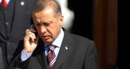 Cumhurbaşkanı Erdoğan, Emine Bulut'un babasıyla görüştü
