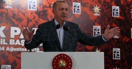 Cumhurbaşkanı Erdoğan: Önce millet memleket diyen herkesle çalışmaya hazırız