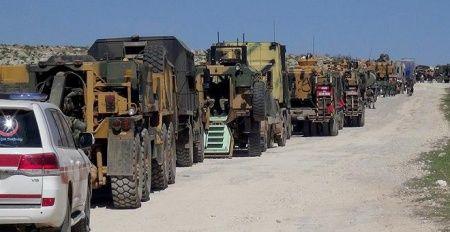 Esad rejiminden, TSK konvoyuna hava saldırısı: 3 sivil öldü