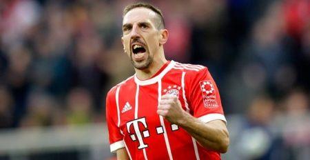 Franck Ribery, yeni takımıyla imzaladı