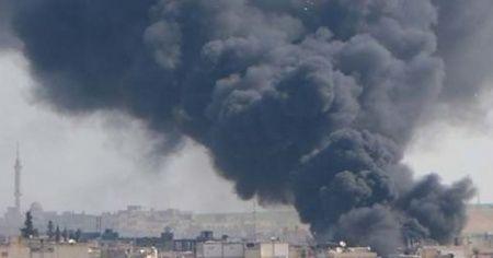 İdlib'te hava saldırısı: 1'i çocuk, 7 ölü