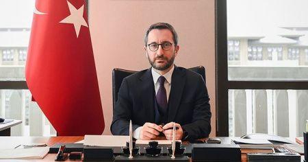 İletişim Başkanı Altun: Devletimiz terör örgütlerine dünyayı dar edecektir