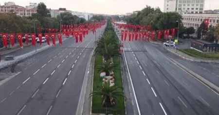 İstanbul'da bu yollar trafiğe kapatılacak!