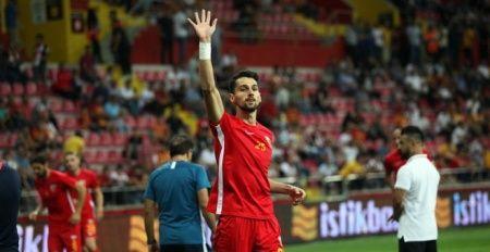Kayserispor'un genç oyuncusundan kötü haber
