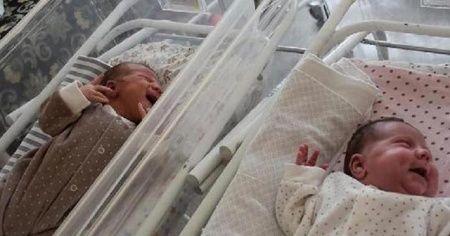 Kazakistan'da bir kadın 3 ayda 2 kez doğum yaptı!