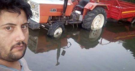 Kullandığı traktörün altına kalarak hayatını kaybetti