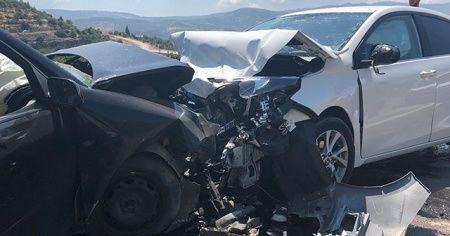 Mersin'de trafik kazası: 1 ölü, 3 yaralı