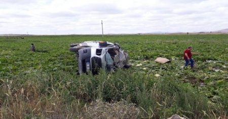 Nevşehir'de minibüs ile tır çarpıştı: Çok sayıda ölü ve yaralı var