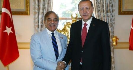 Pakistanlı lider Şerif'ten Türkiye'ye teşekkür: Erdoğan dinamik ve vizyoner