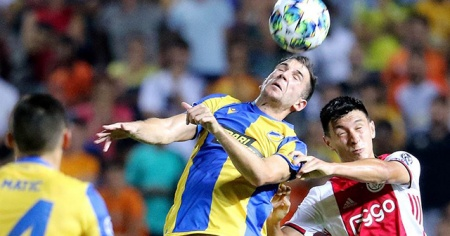 Şampiyonlar Ligi'nde play-off turu 3 maçla başladı