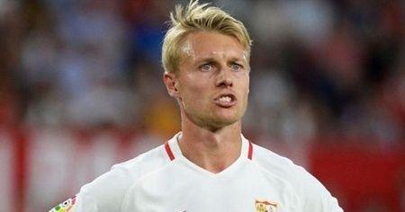 Simon Kjaer Sevilla'nın maç kadrosunda yok