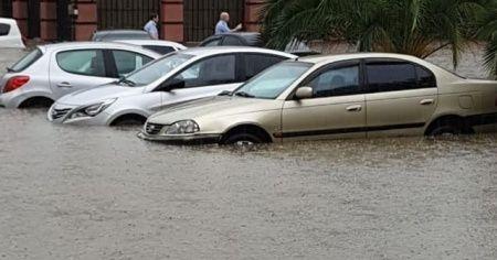 Soçi'de sel felaketi