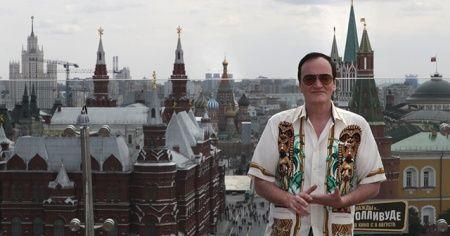 Tarantino, 'Bir Zamanlar Hollywood'un gösterimi için Moskova'da