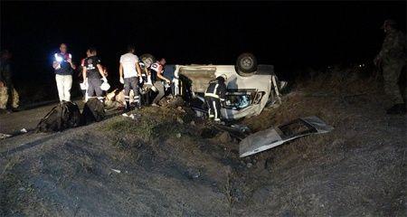 Trafik kazalarında son 10 yılda 52 bini aşkın kişi yaşamını yitirdi