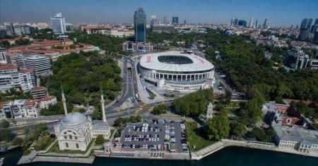 UEFA İstanbul ve Vodafone Park'ı tanıttı