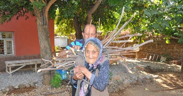 110 yaşındaki Fatma nine 3 padişah, 12 cumhurbaşkanı, 33 başbakan gördü