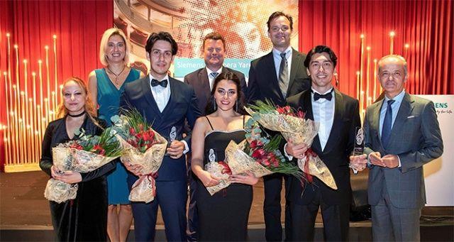 21'inci Siemens Opera Yarışması'nı kazanan genç opera sanatçıları belli oldu