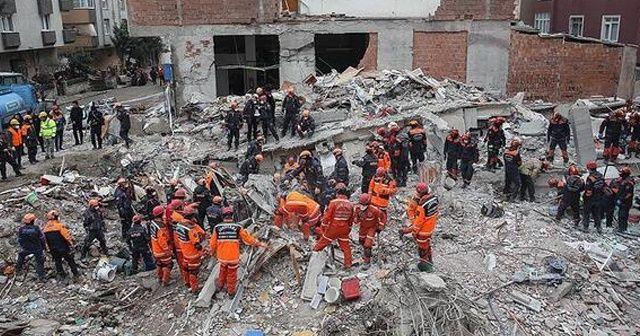 21 kişinin öldüğü Yeşilyurt Apartmanı davasında tahliye