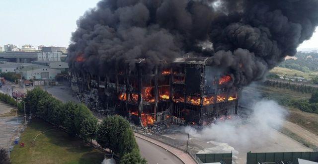 4 kişinin öldüğü fabrika yangınında ihmaller zinciri