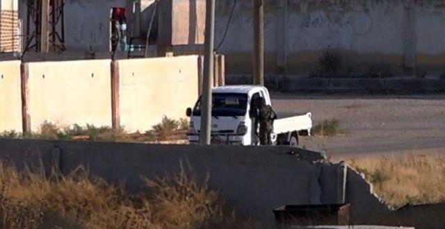 ABD'li komutanlar Akçakale'de, teröristler sınırda