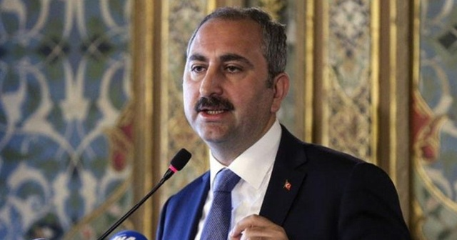 Adalet Bakanı Gül'den 12 Eylül açıklaması