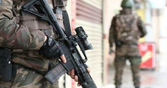 Afrin'de eylem hazırlığındaki 9 kişi yakalandı