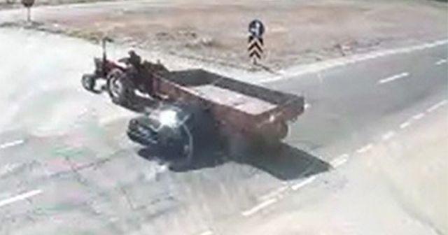 Afyonkarahisar'da feci kaza: 2 ölü, 1 ağır yaralı