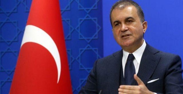 Ömer Çelik'ten güvenli bölge açıklaması: Türkiye kendi hazırlıklarını yapıyor