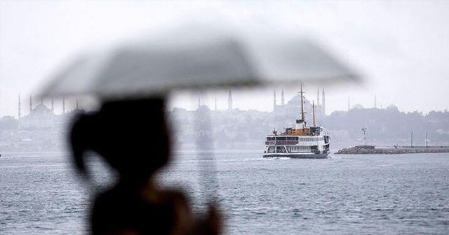 AKOM'dan İstanbul'a son dakika fırtına uyarısı